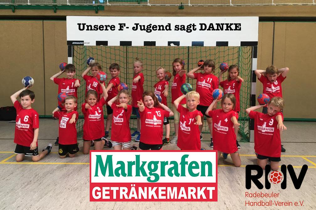 gem. Jugend F Sponsor Markgrafen Getränkefachmarkt