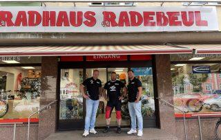 Ladengeschäft Sponsor Radhaus Radebeul