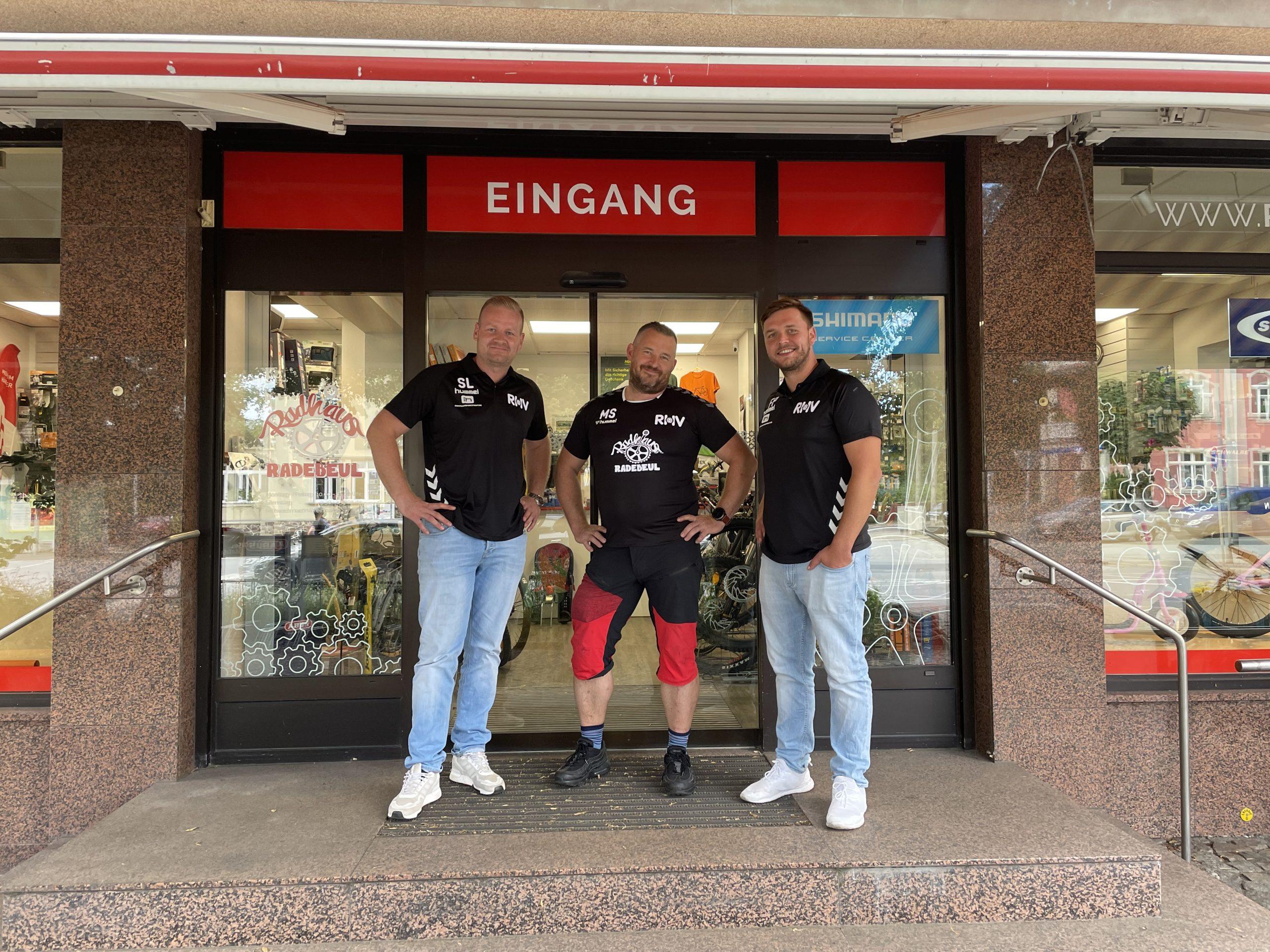 Ladengeschäft Sponsor Radhaus Radebeul 2